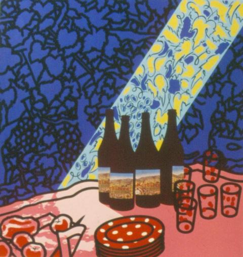 History Of Art Patrick Caulfield